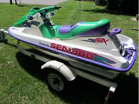 1995 Sea Doo Jetski GTX