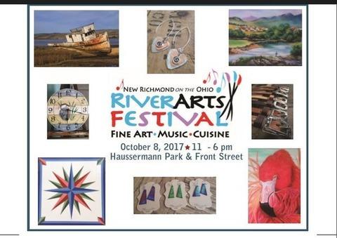 The RiverArts Festival
